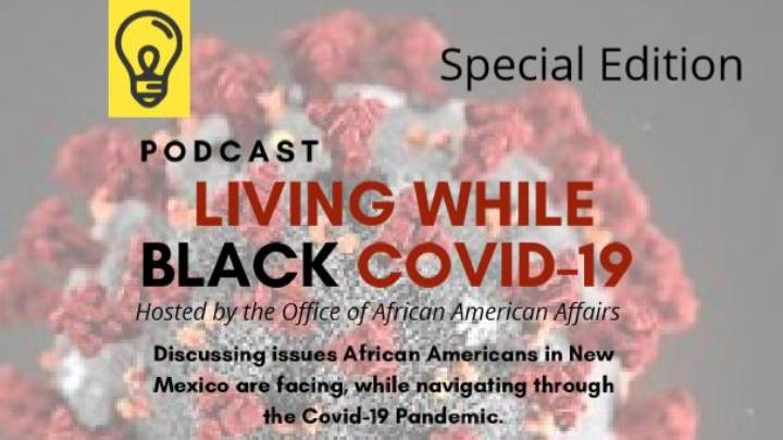 Living while Black Covid